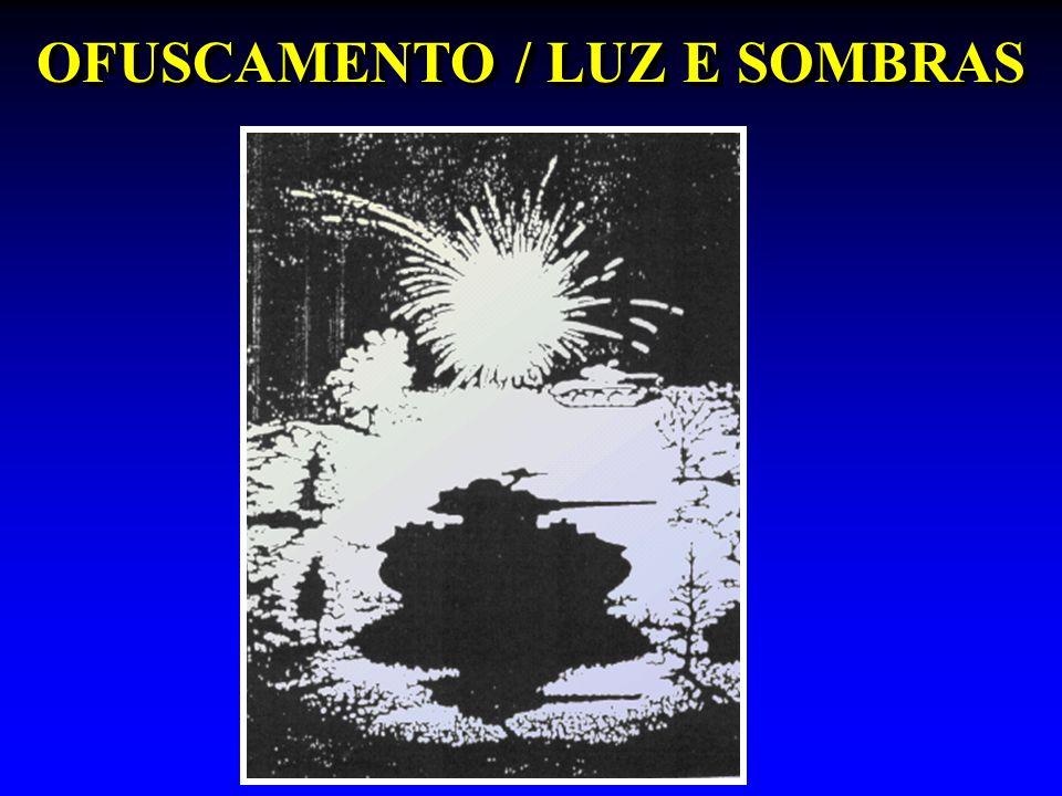 OFUSCAMENTO / LUZ E SOMBRAS