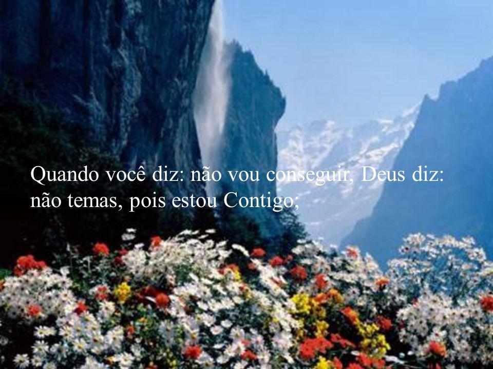 Quando tudo parece se fechar, Deus abre uma nova porta;