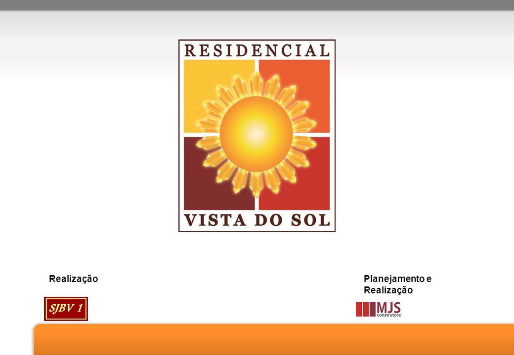 Ficha Técnica RESIDENCIAL VISTA DO SOL Lançamento Abril 2013 Número de Torres4 Incorporação SJBV1 Número de Pavimentos Tipo 2 dorms.