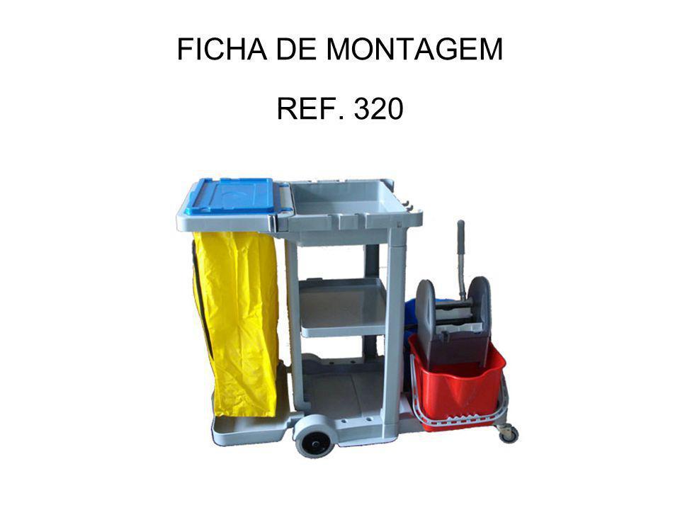 FICHA DE MONTAGEM REF. 320