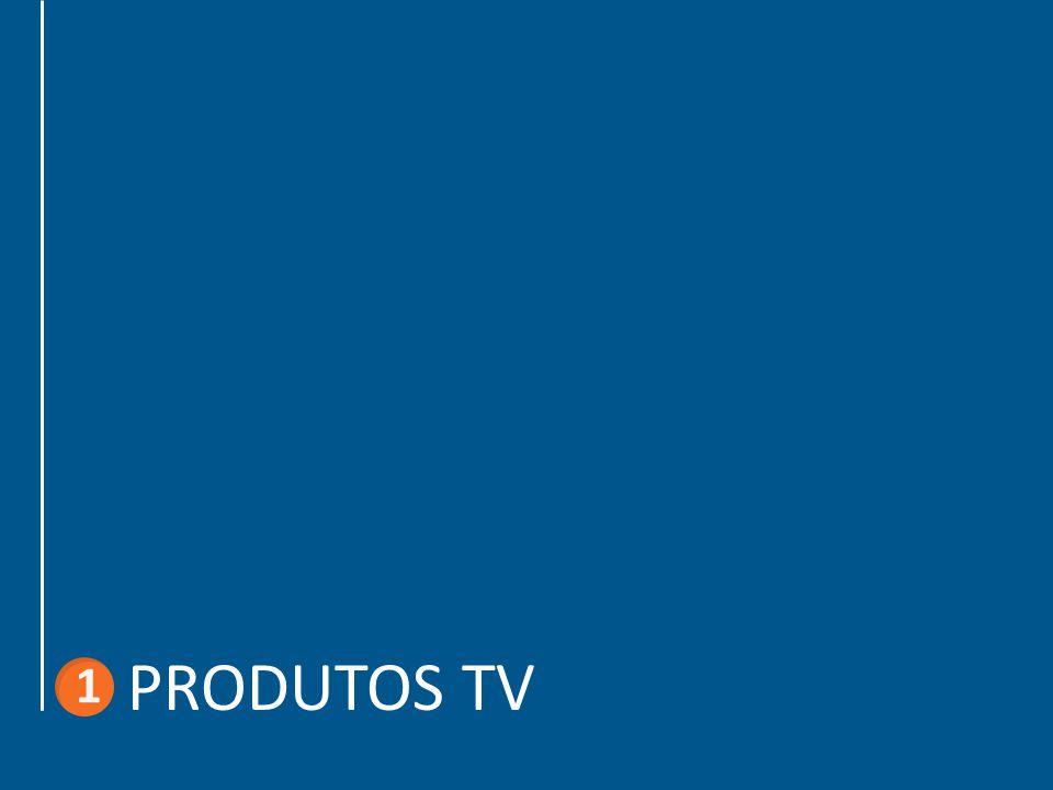 Sub-menu 8 Produtos TV por Assinatura 1 1.1 Visão Geral do Portifólio 1.2 Pacotes Principais – Preços 1.3 Pacotes Principais – Características 1.4 Pacotes Principais – Grade de Canais por Gênero 1.5 Pacotes Principais – Política de Comercialização 1.6 Pacotes a la carte – Preços, Características e Política 1.7 Serviços Adicionais