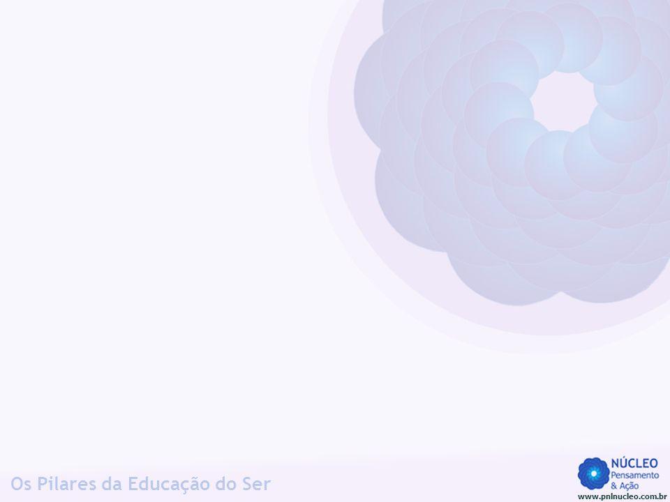 www.pnlnucleo.com.br Os Pilares da Educação do Ser