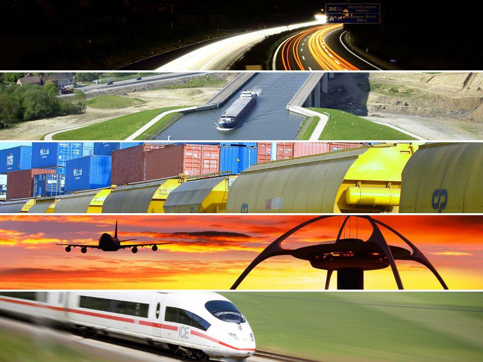 Número de acidentes de acordo com a malha ferroviária e o número de trens.