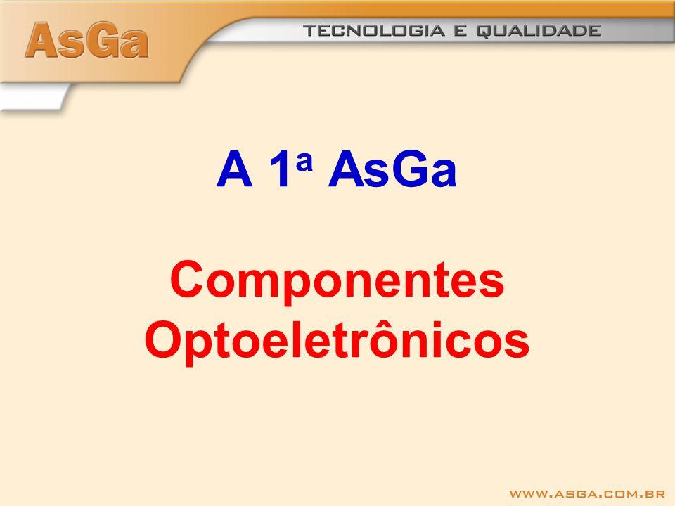 A 1 a AsGa Componentes Optoeletrônicos