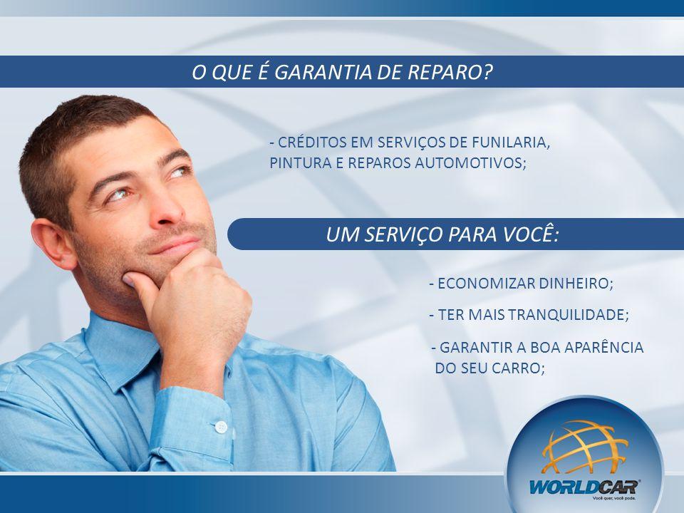 - CRÉDITOS EM SERVIÇOS DE FUNILARIA, PINTURA E REPAROS AUTOMOTIVOS; O QUE É GARANTIA DE REPARO.