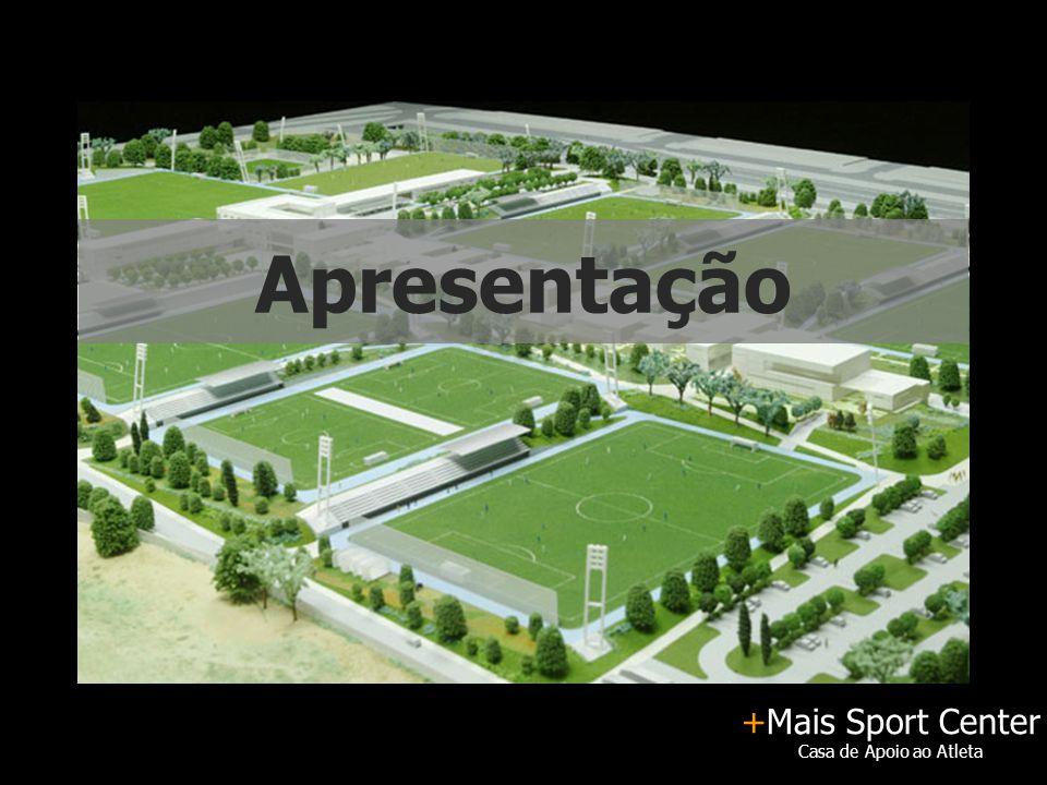 +Mais Sport Center Casa de Apoio ao Atleta Sala de Informática