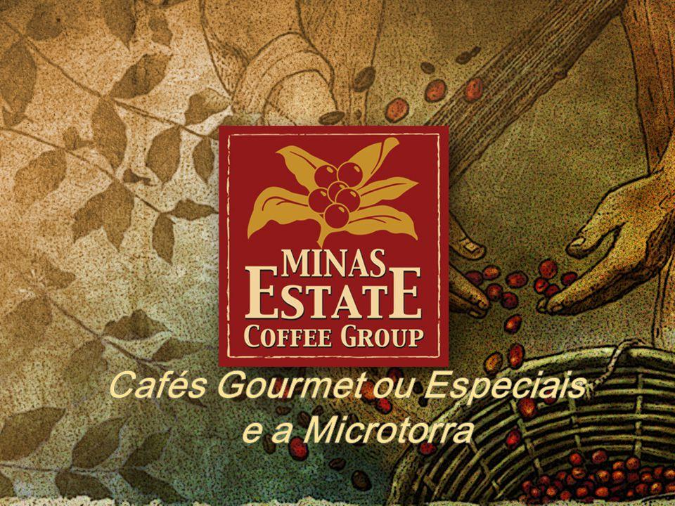 Distribuição do café nos mercados Nichos Pontos gourmet Cafés especiais ou Gourmet 100% arábica Supermercados populares, licitações, Cesta básica Cafés Arabicas +Robusta Cafés Arabicas +Robusta