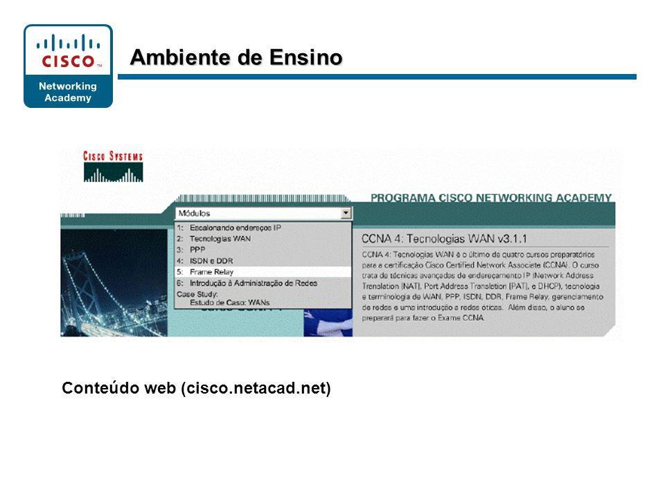 CCNA 3 (Switching e Roteamento Intermediário): Cap.