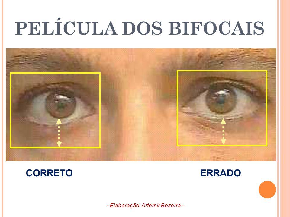 - Elaboração: Artemir Bezerra - CORRETOERRADO