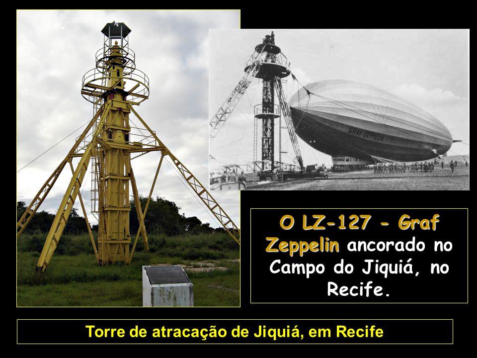 Zeppelins Passados 75 anos, pouca coisa resta da história dos Zeppelins no Brasil.