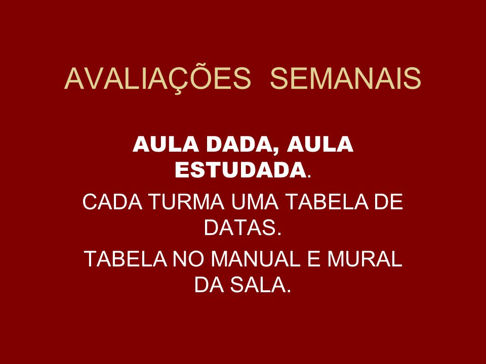 SIMULADOS VALOR: 0 A 10 ( EXTRA) ENS.FUND.: 1 POR TRIMESTRE ENS.