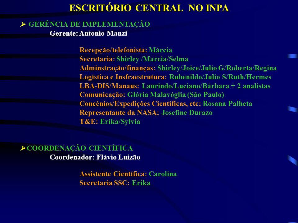 ESCRITÓRIO TÉCNICO ASSOCIADO (CPTEC - C.