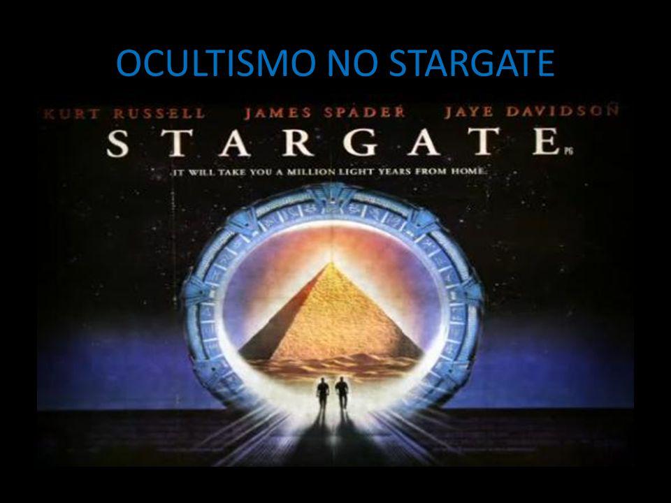 OCULTISMO NO STARGATE