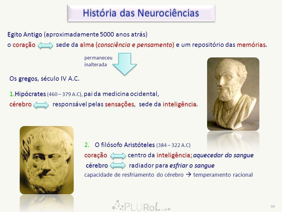 História do que.Do que se trata essa tal de Neurociências.