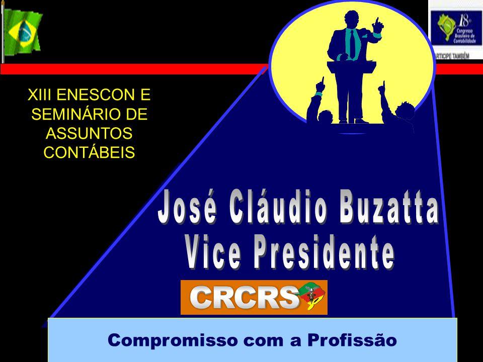 Compromisso com a Profissão XIII ENESCON E SEMINÁRIO DE ASSUNTOS CONTÁBEIS