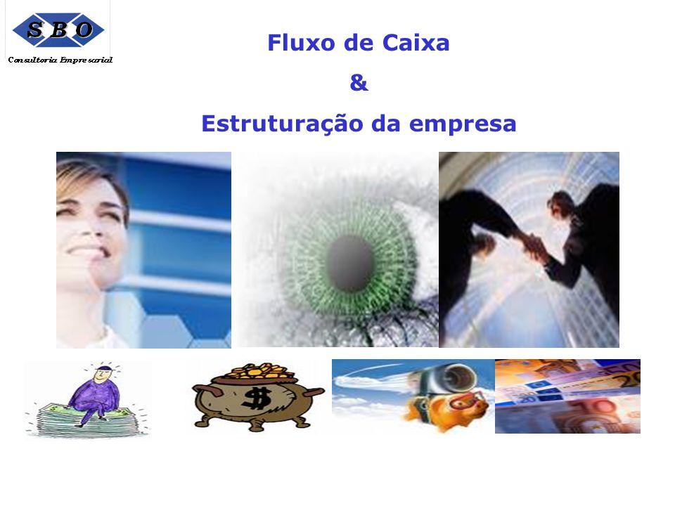 Fluxo de Caixa & Estruturação da empresa