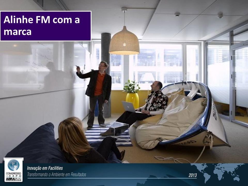 Alinhe FM com a marca