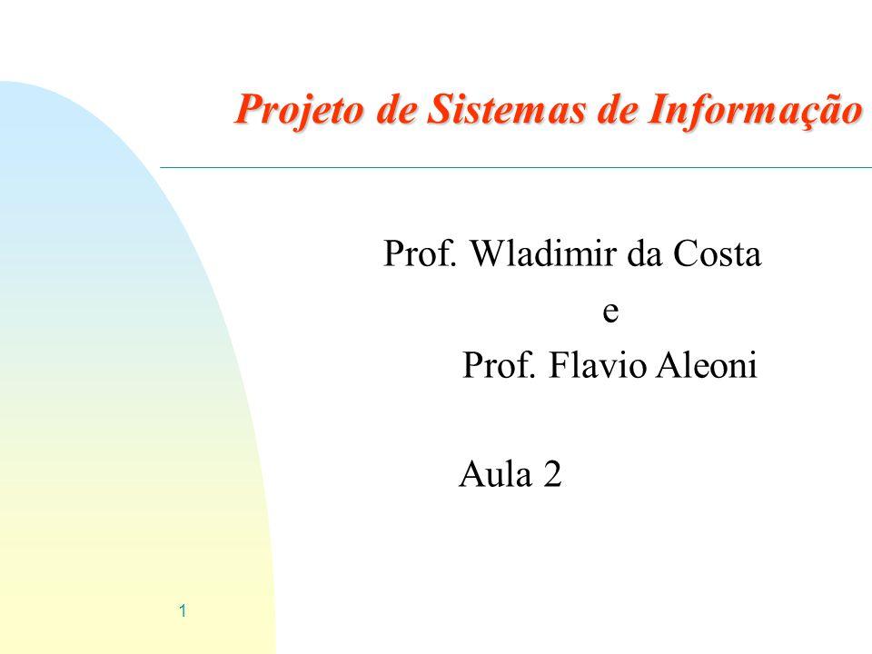 2 Fases do projeto do SI ü Estudo preliminar ou anteprojeto: é elaborado para compreender a necessidade e a estrutura do projeto de sistemas de informação.