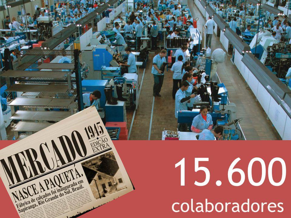 15.600 colaboradores