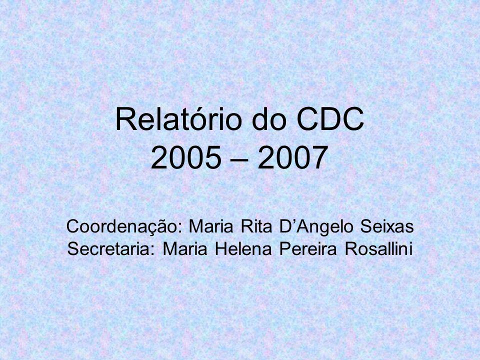 O CDC é o órgão máximo da ABRATECOM.