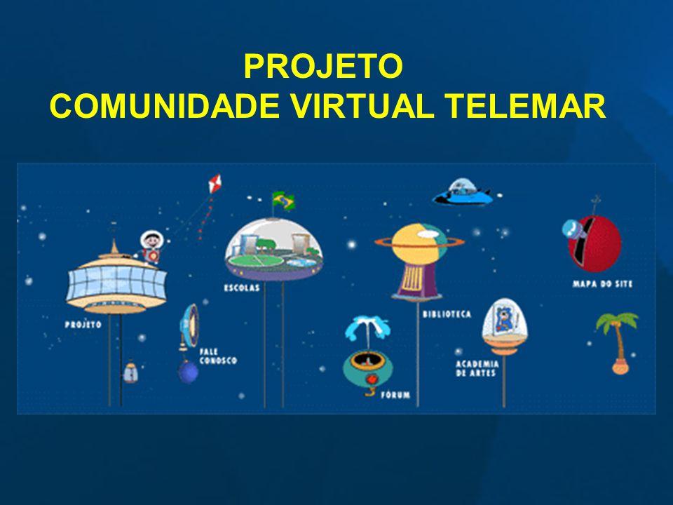 PROJETO COMUNIDADE VIRTUAL TELEMAR