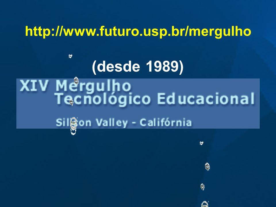 http://www.futuro.usp.br/mergulho (desde 1989)