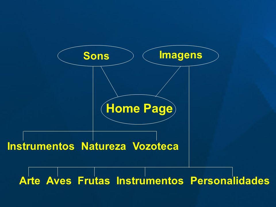 Home Page Sons Imagens Instrumentos Natureza Vozoteca Arte Aves Frutas Instrumentos Personalidades