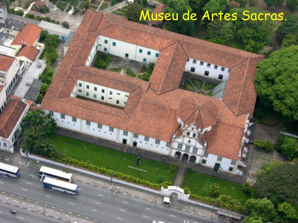 Museu de Artes Sacras.