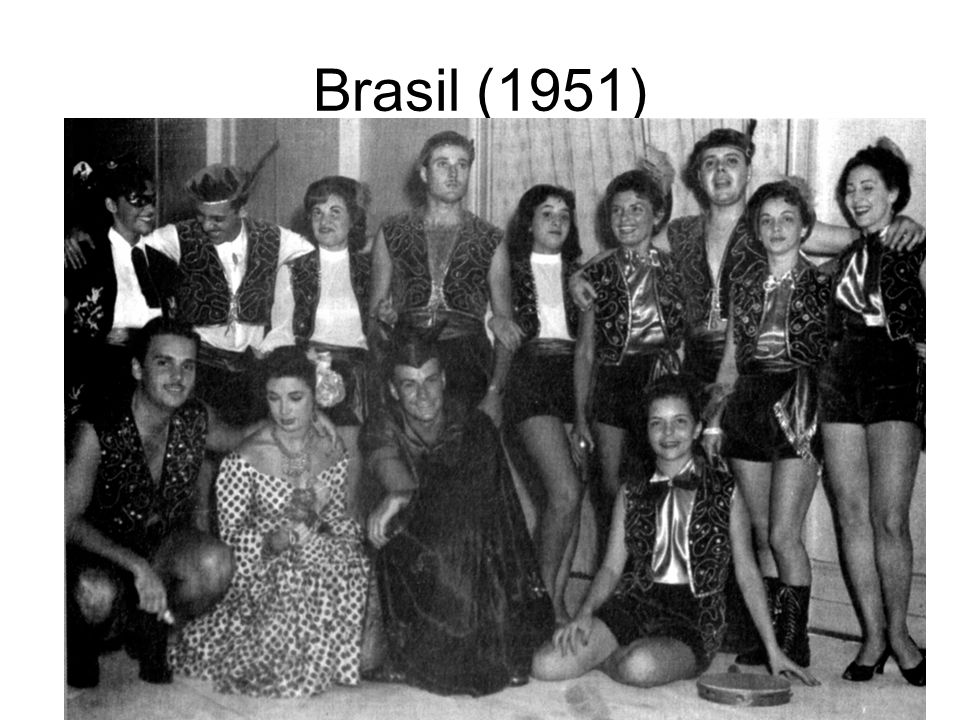 Brasil (1951)