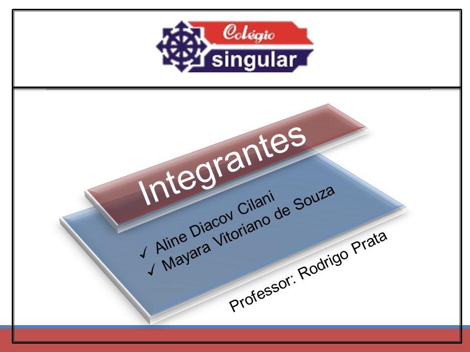 Integrantes Aline Diacov Cilani Mayara Vitoriano de Souza Professor: Rodrigo Prata