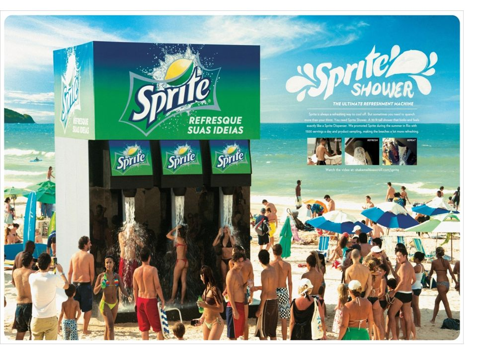 Recall sprite shower