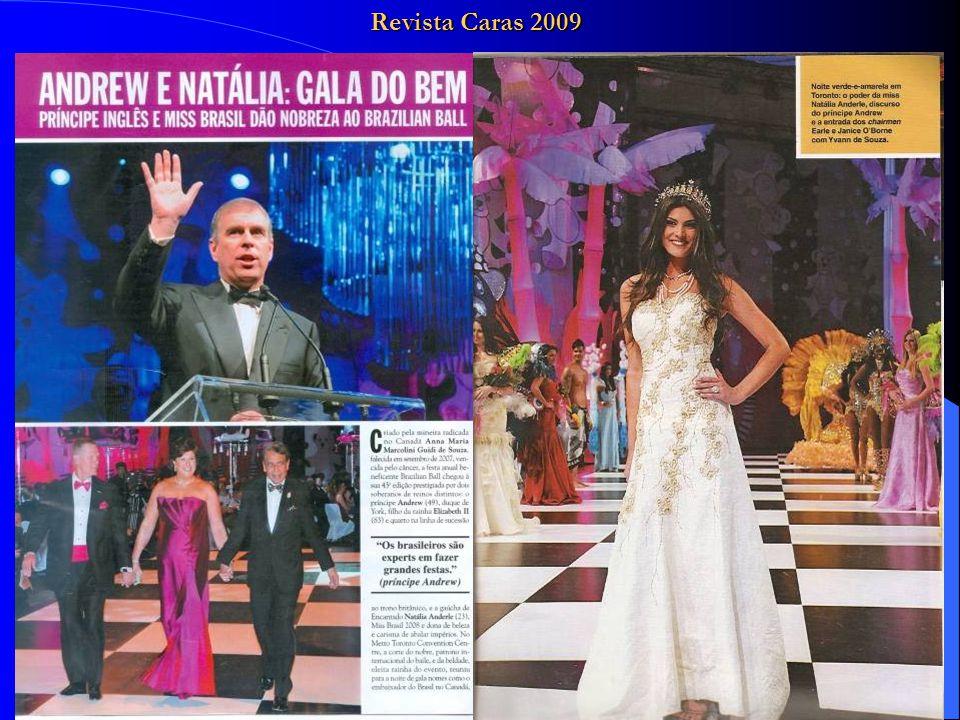 Revista Caras 2009