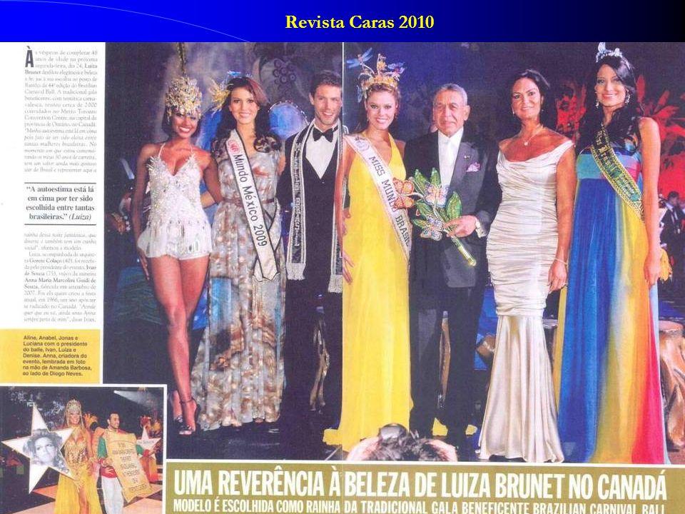 Revista Caras 2010