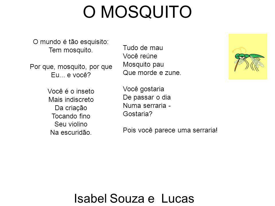 Isabel Souza e Lucas
