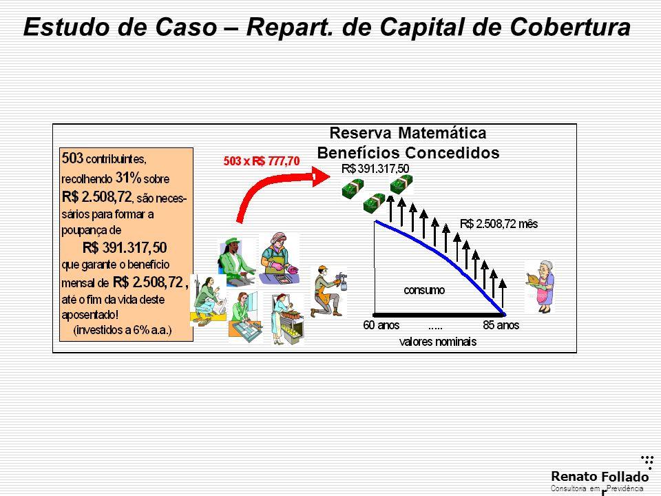 ......RenatoFollado r Consultoria emPrevidência Estudo de Caso – Repart.