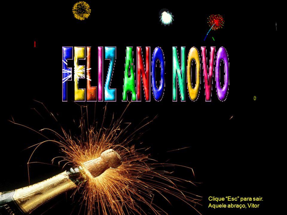 Enfim, que em 2011, tenha paz, saúde, amor e trabalho... O resto é conseqüência.