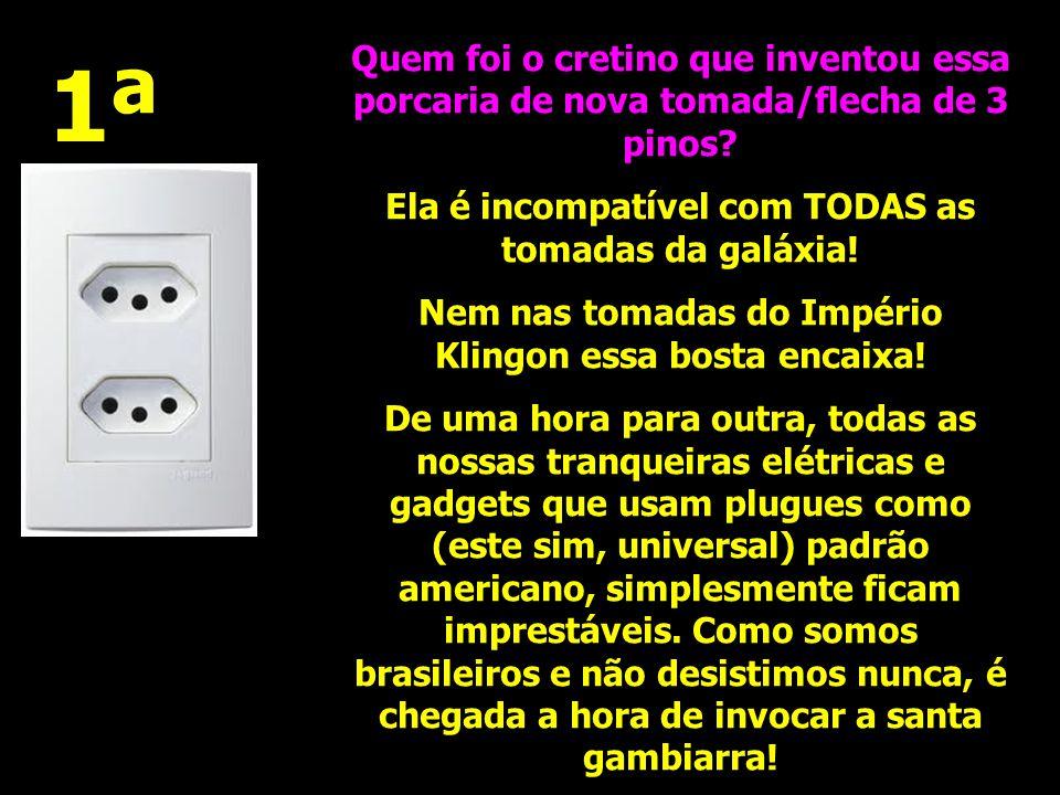 """A despeito do fato de Deus ser ou não ser brasileiro, há coisas surpreendentes que só acontecem no Brasil. Provas cabais de que a inteligência da """"bra"""