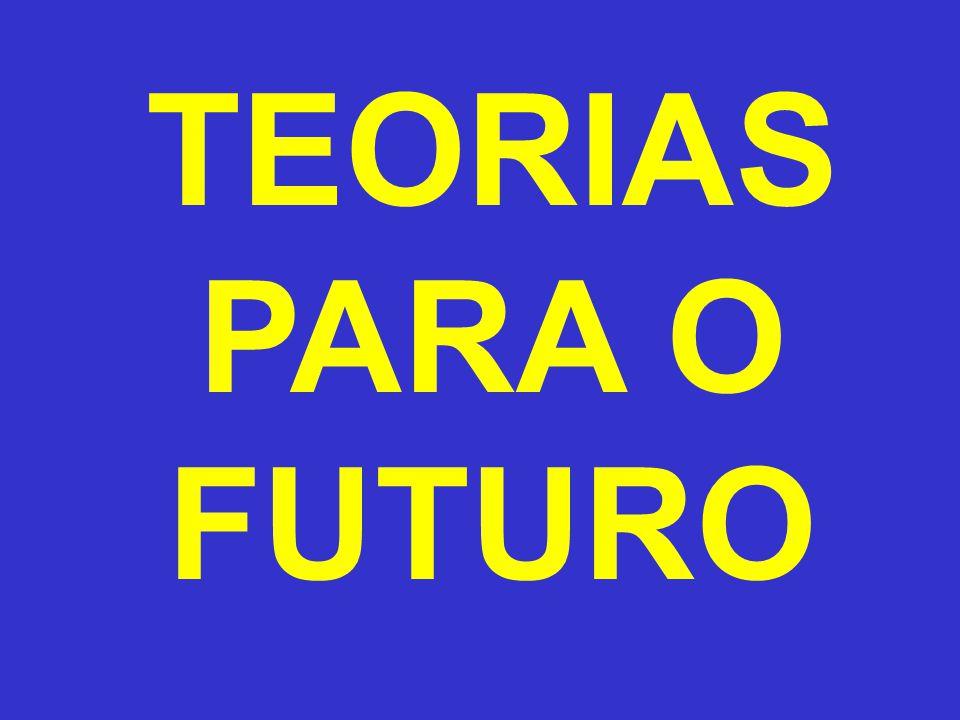 TEORIAS PARA O FUTURO
