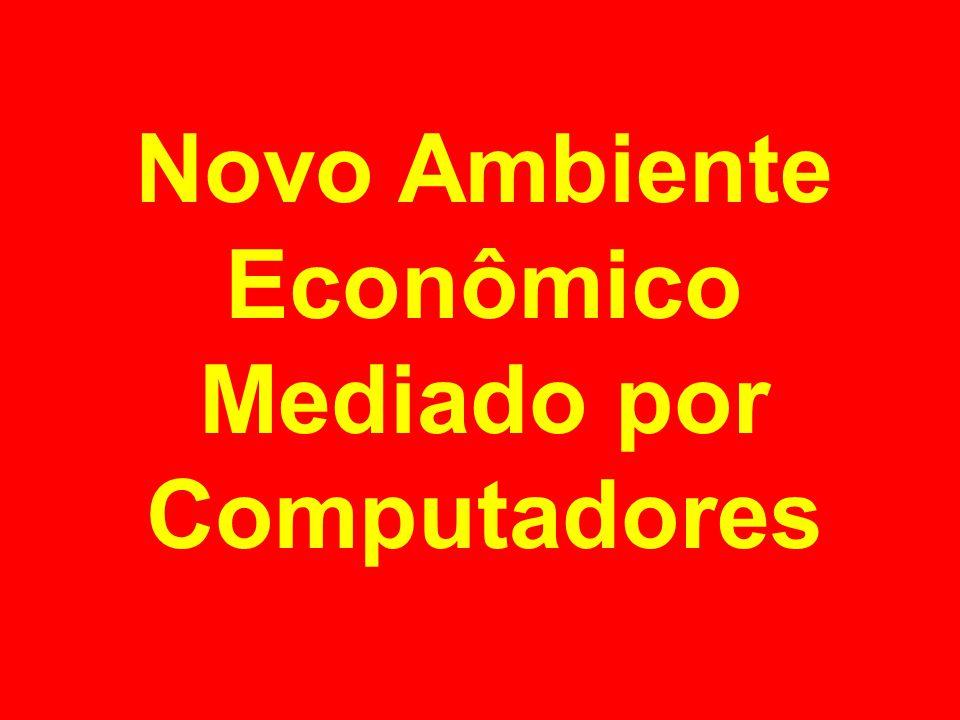 Novo Ambiente Econômico Mediado por Computadores