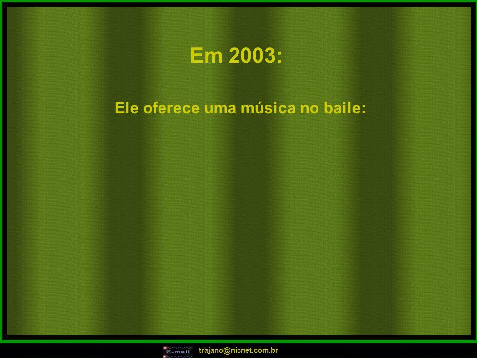 trajano@nicnet.com.br Em 2002: Abre as pernas, faz beicinho, vou morder o seu grelinho.... Vai Serginho, vai Serginho.... Abre as pernas, faz beicinho