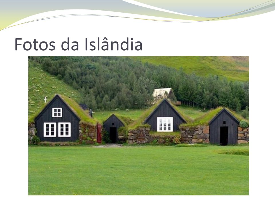 Fotos da Islândia