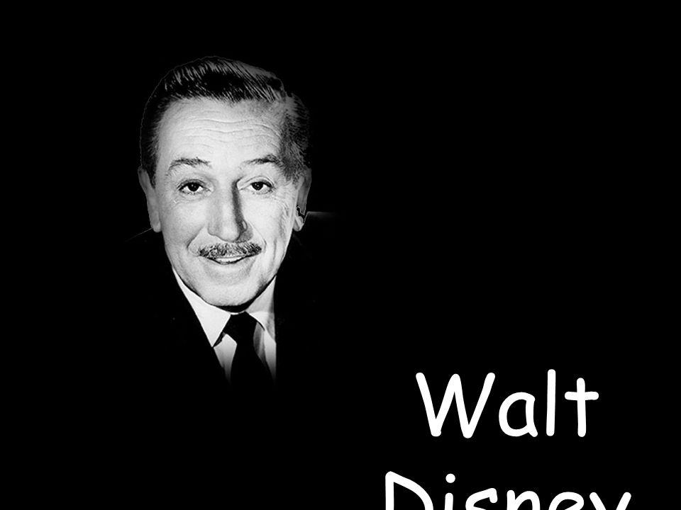 Histórico Nasceu em Chicago em 05/12/1901.Morreu em Los Angeles em 15/12/1966.