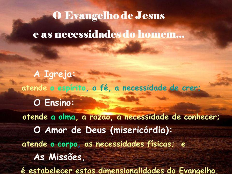 A Igreja, o Ensino, o Amor de Deus, e as Missões. Felicidade a todas as pessoas em todas as nações. UM NOVO ALVORECER PARA A HUMANIDADE...