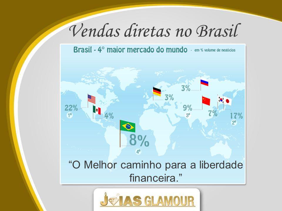 Vendas diretas no Brasil O Melhor caminho para a liberdade financeira.
