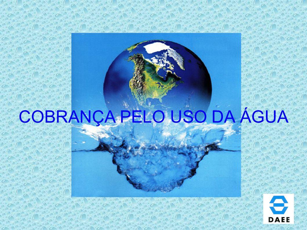 A Política de Recursos Hídricos Mecanismos de implantação: * PLANO - O que fazer .