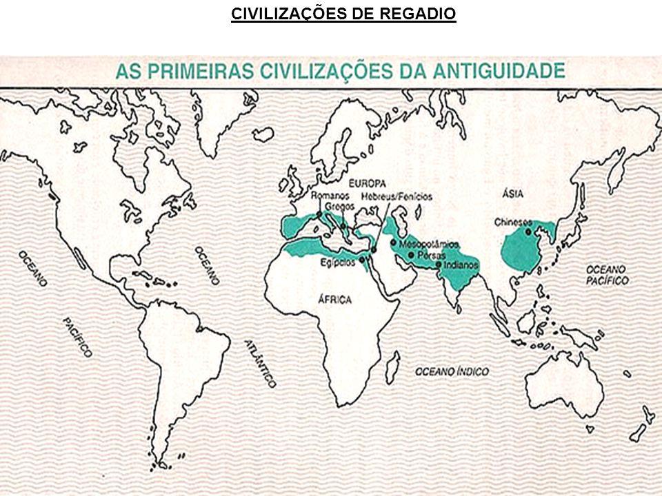 CIVILIZAÇÕES DE REGADIO