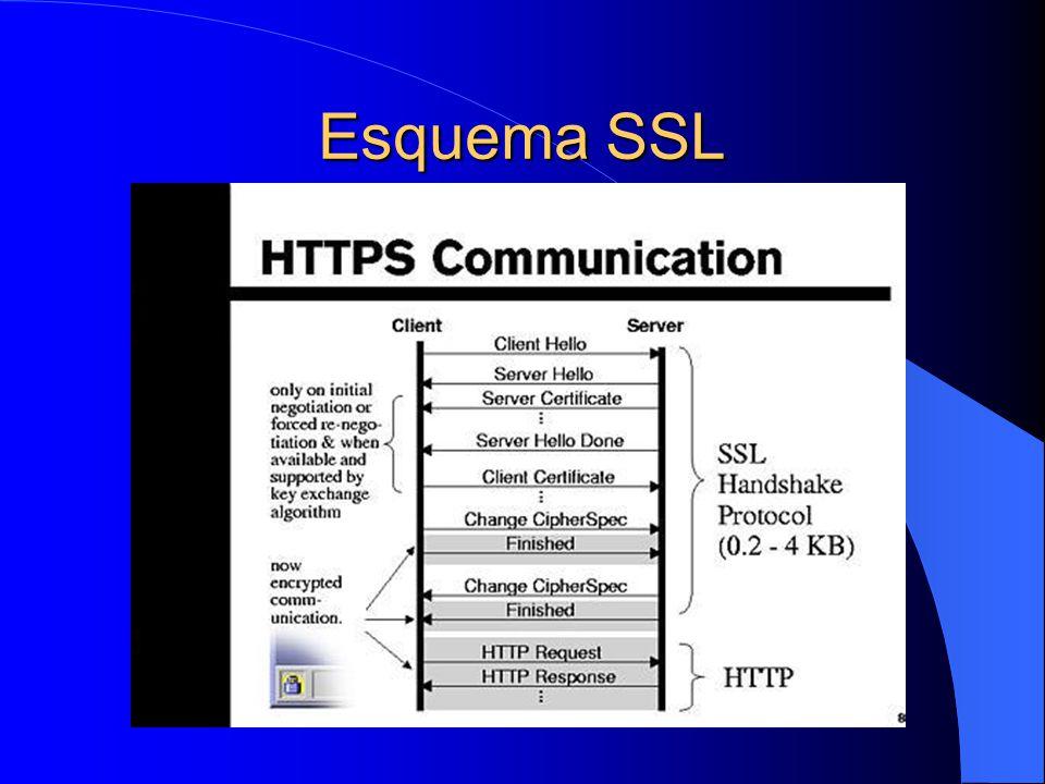 Esquema SSL