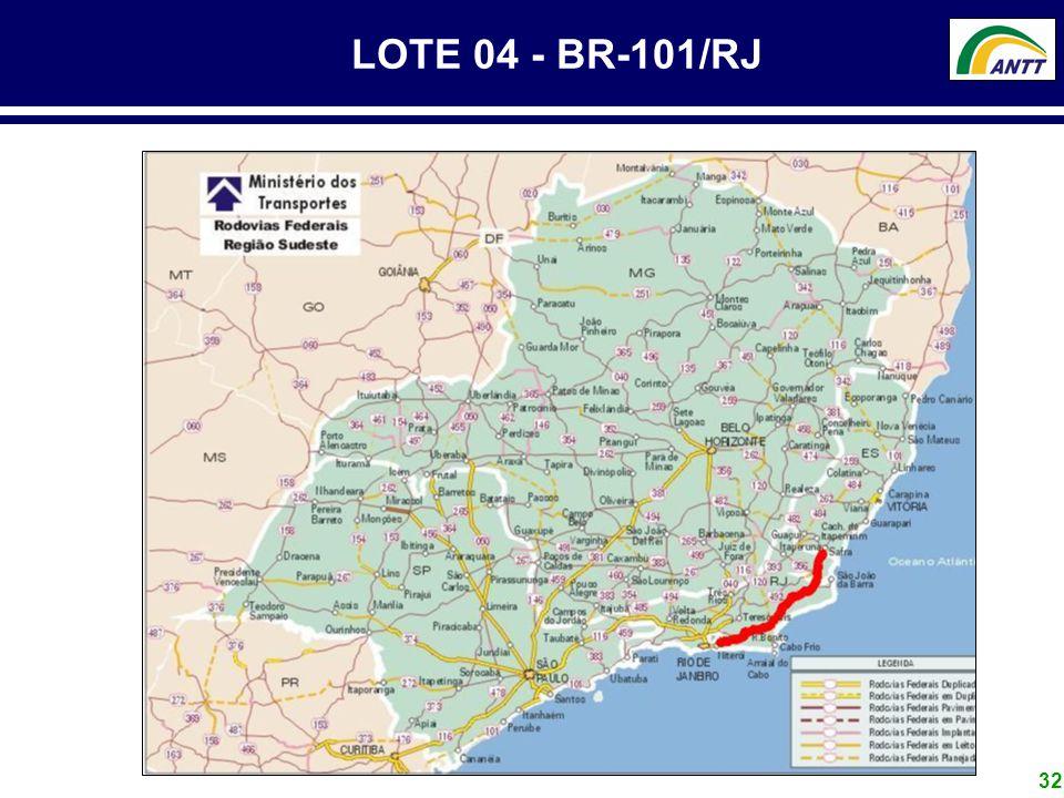 32 LOTE 04 - BR-101/RJ