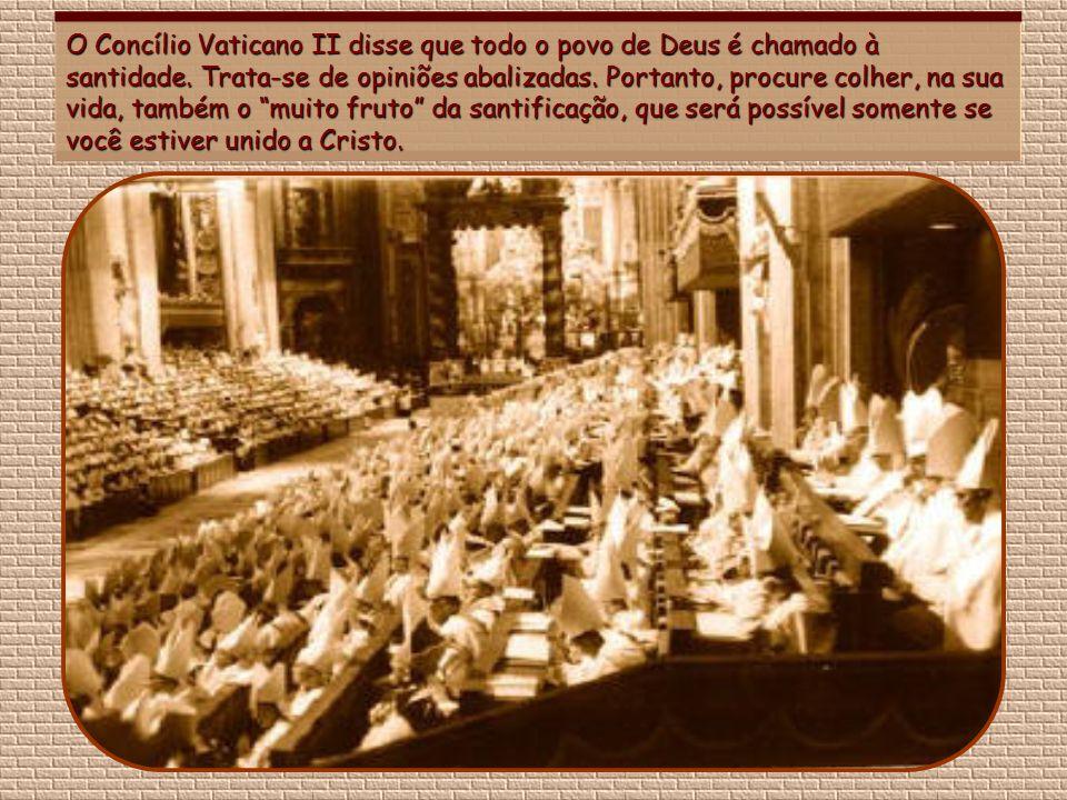Teresa D'Ávila, doutora da Igreja, está certa de que qualquer pessoa, mesmo um homem do povo, pode chegar à mais alta contemplação.