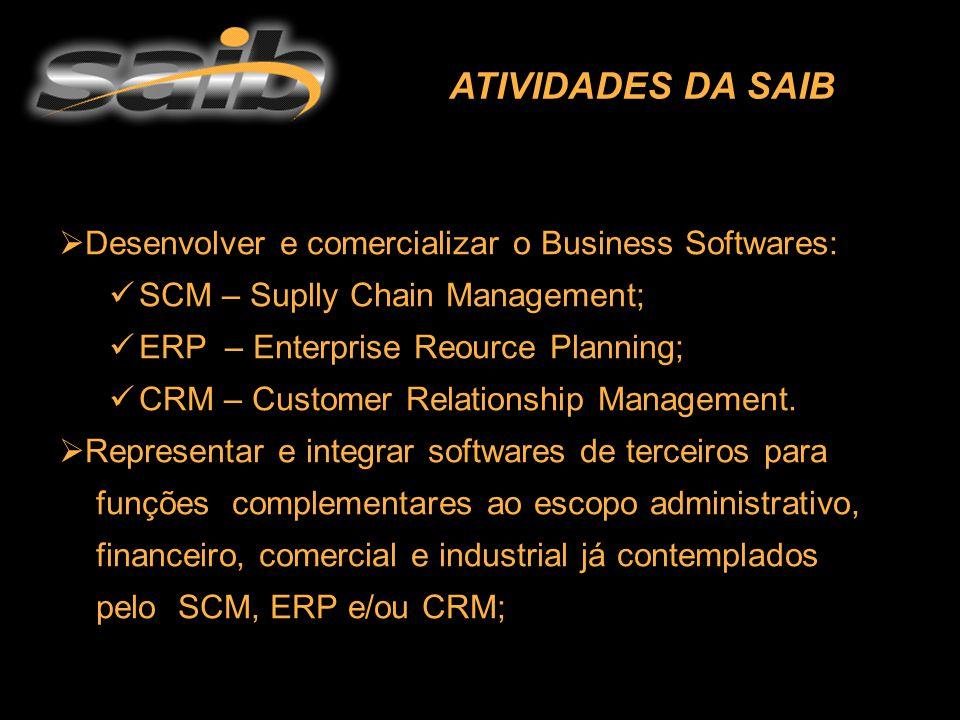PC – PARCEIRO COMERCIAL  Esta modalidade de parceira é dirigida a empresas que tem atuação comercial intensiva dos produtos da SAIB, sem delimitação de território de atuação.